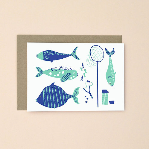 Fishing (Pack of 6)