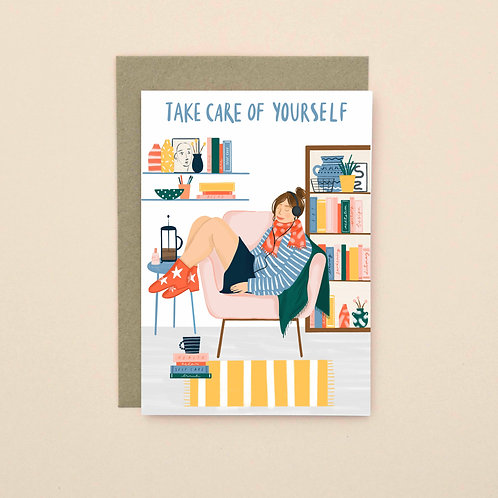 Take Care of Yourself (Pack of 6)