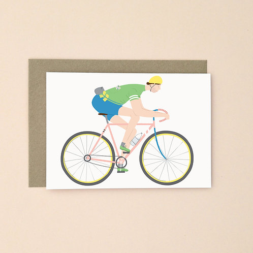 Cyclist (Pack of 6)