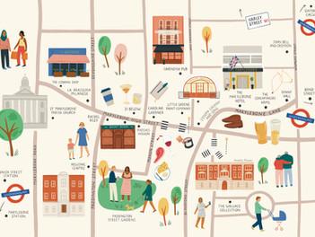 Marylebone Village (2020)