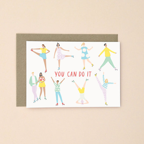 You Can Do It (Pack of 6)