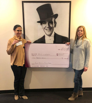 Ridgefield Fred Astaire Dance Studio Holiday Party Supports Meals on Wheels
