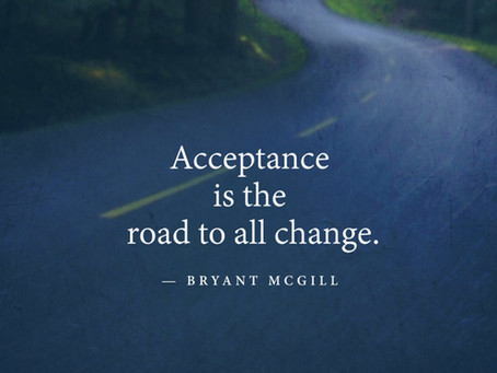 Practicing Acceptance: The Secret to Achieving Any Goal