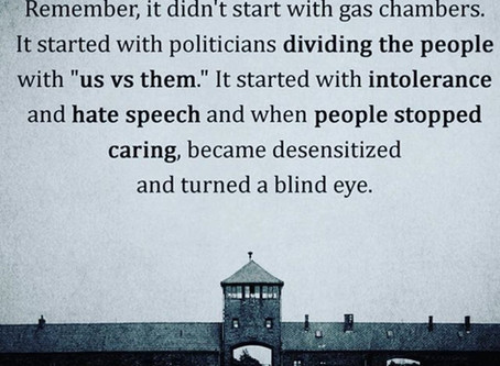 Reflecting on Holocaust Remembrance Day