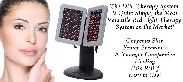 Red Light Therapy rebuilds collagen and diminishes the appearance of facial wrinkles