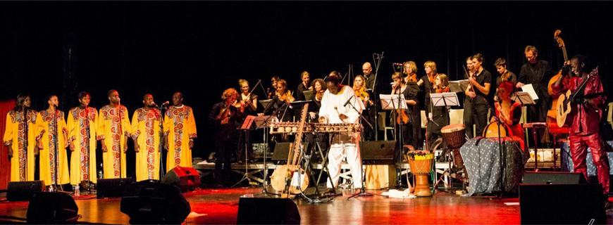 Kora Strings Centre Culturel Namur-Belgium