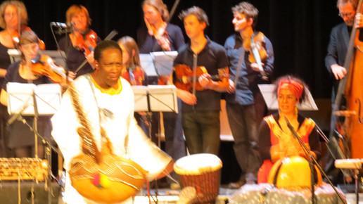 Kora Strings Project CC Namur -Belgium