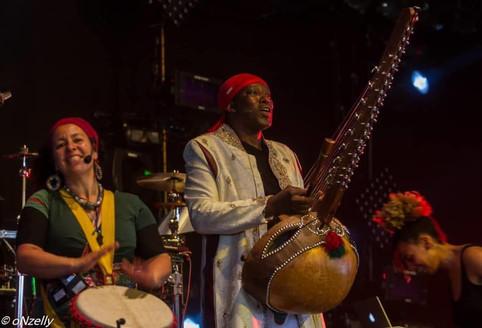 Concert N'Faly Kouyaté & Change Project