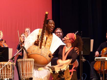 Kora Strings Project- Zinnema Brussels