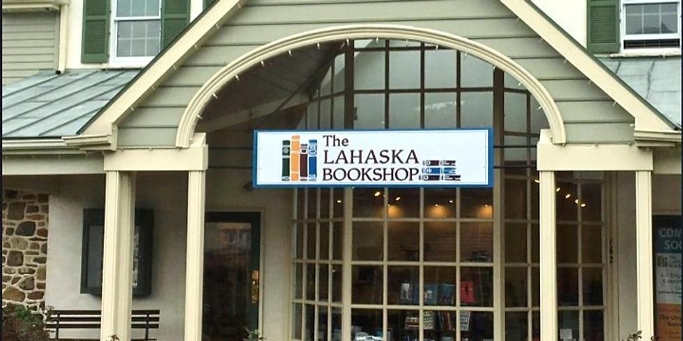Lahaska Bookshop Book Signing