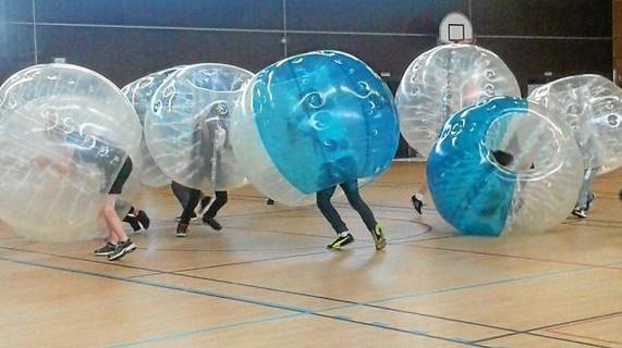 Bubble Bump, Edusports Sg