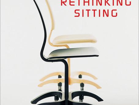 Rethinking sitting.
