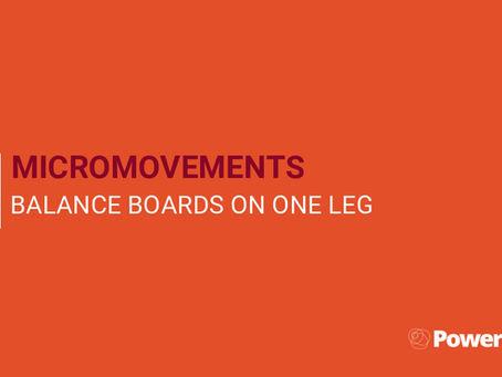 Get a balance board !