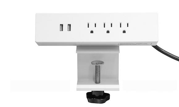 Desktop power socket