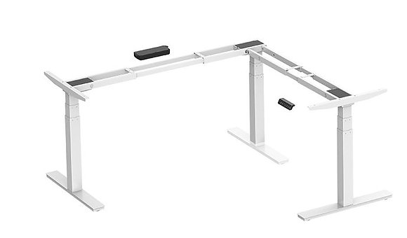 Powercore 120 degree electric stand sit desk (frame only)