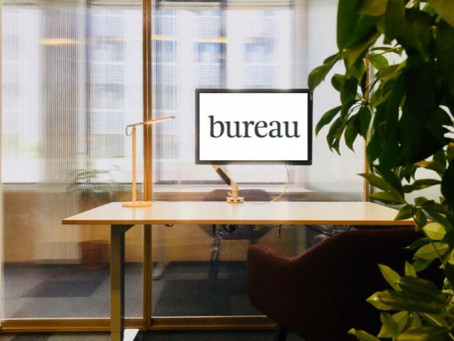 Go to Bureau shared workspace on the terrace