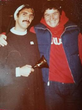 NYC - 1981 West Village Halloween Parade