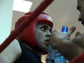 Palestinian Boxers Outclassed