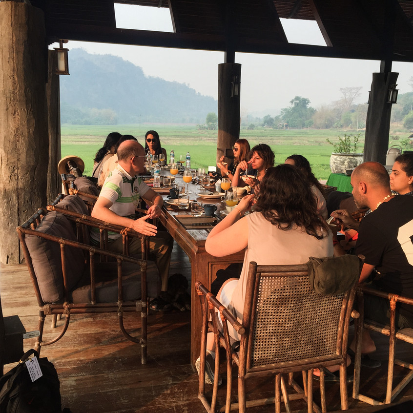 Organic Living, Chiang Rai (Thailand