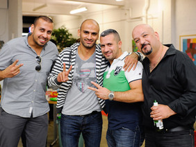 Sydney welcomes Palestine MMA & Members of the Olympic Team