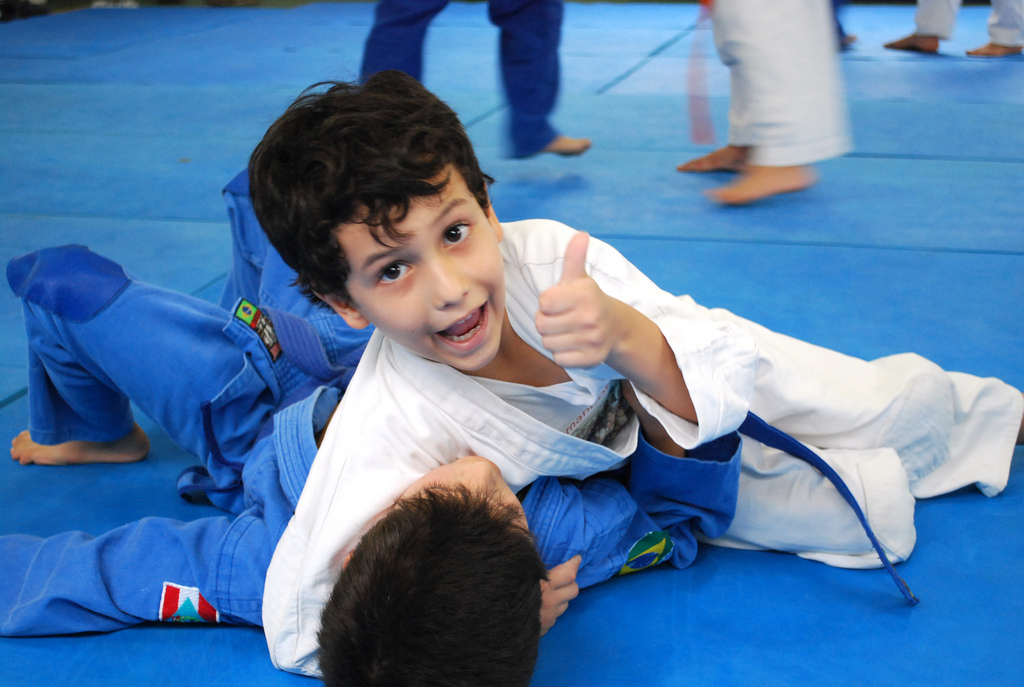 kids Grappling v2