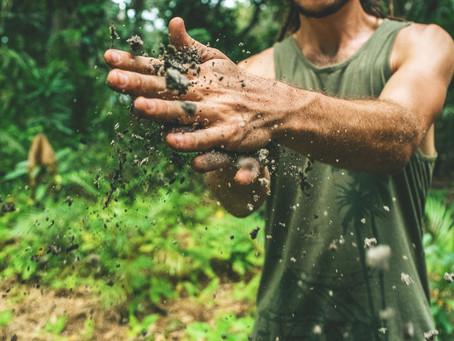 Get Dirty!