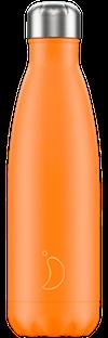 Bouteille Chilly's Neon Orange 500 ml