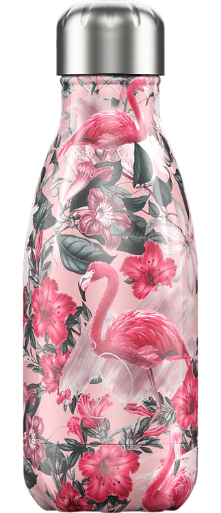 Bouteille Chilly's Flamingo 260 ml