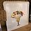 Thumbnail: Plat carré Palmier doré
