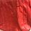 Thumbnail: Sac en cuir rouge