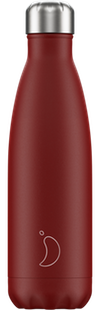 Bouteille Chilly's mat red 500 ml