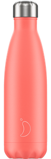 Bouteille Chilly's Pastel Coral 500 ml