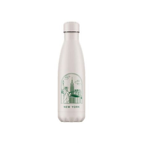 Bouteille Chilly's motif New York 500ml