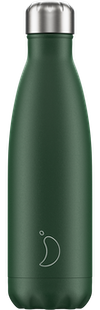 Bouteille Chilly's Matte Green 500 ml