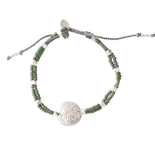 Bracelet A Beautiful Story Gratitude Labradorite silver