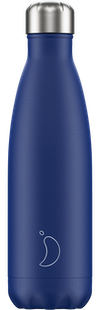 Bouteille Chilly's Matte Blue 750 ml