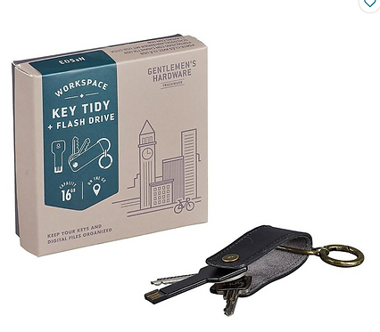 Porte clés avec clé USB