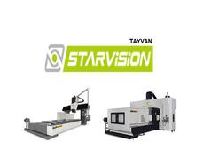 starvision CNC Köprü tipi