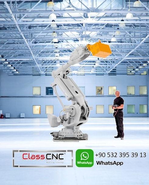ClassCNC Robot