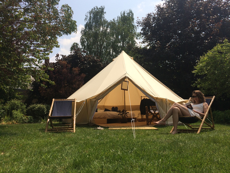 Photo pour onglet Glamping by Lodg'ing.J