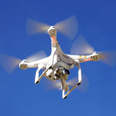 Video Surveillance from Quadcopter