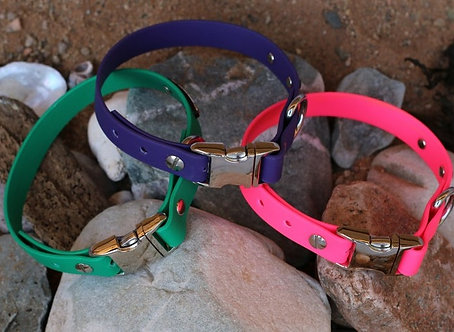 """3/4"""" (19mm) Wide Quick-Release Collar"""