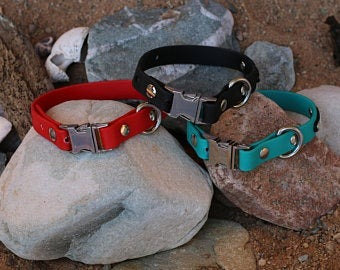 """5/8"""" (16mm) Wide Quick-Release Collar"""