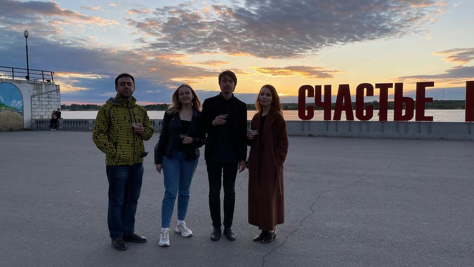 Ночной подкаст на Каме: итоги Дягилевского фестиваля 2021