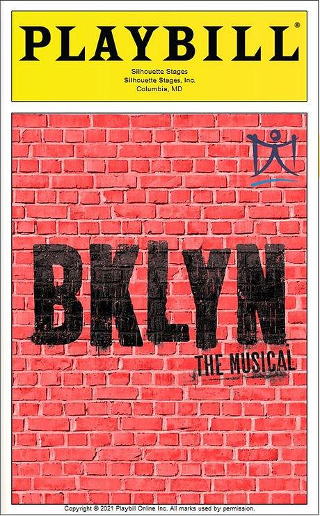 Playbill BKLYN Cover.JPG