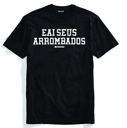 Camiseta Scorsi Saudação
