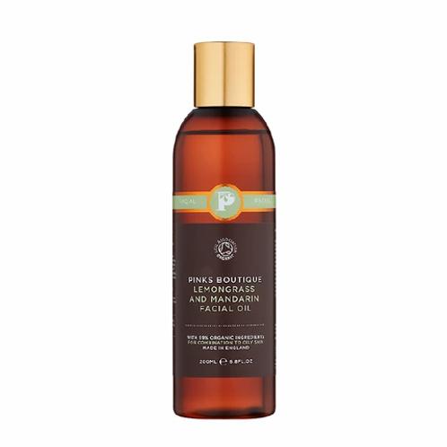 Lemongrass & Mandarin Facial Oil