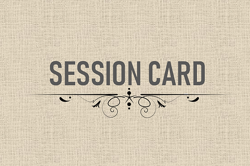 6 HOURS MASSAGE SESSION CARD