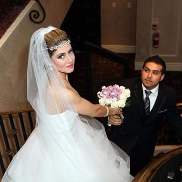 My beautiful bride 😍 #newmarketmakeupar