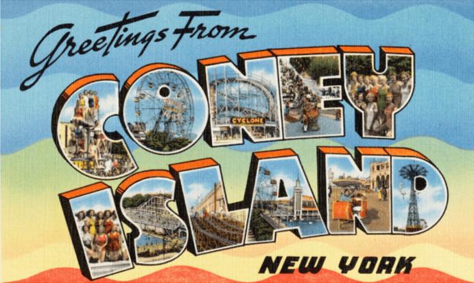 "Coney Island: ""Atlantis on the Atlantic"""